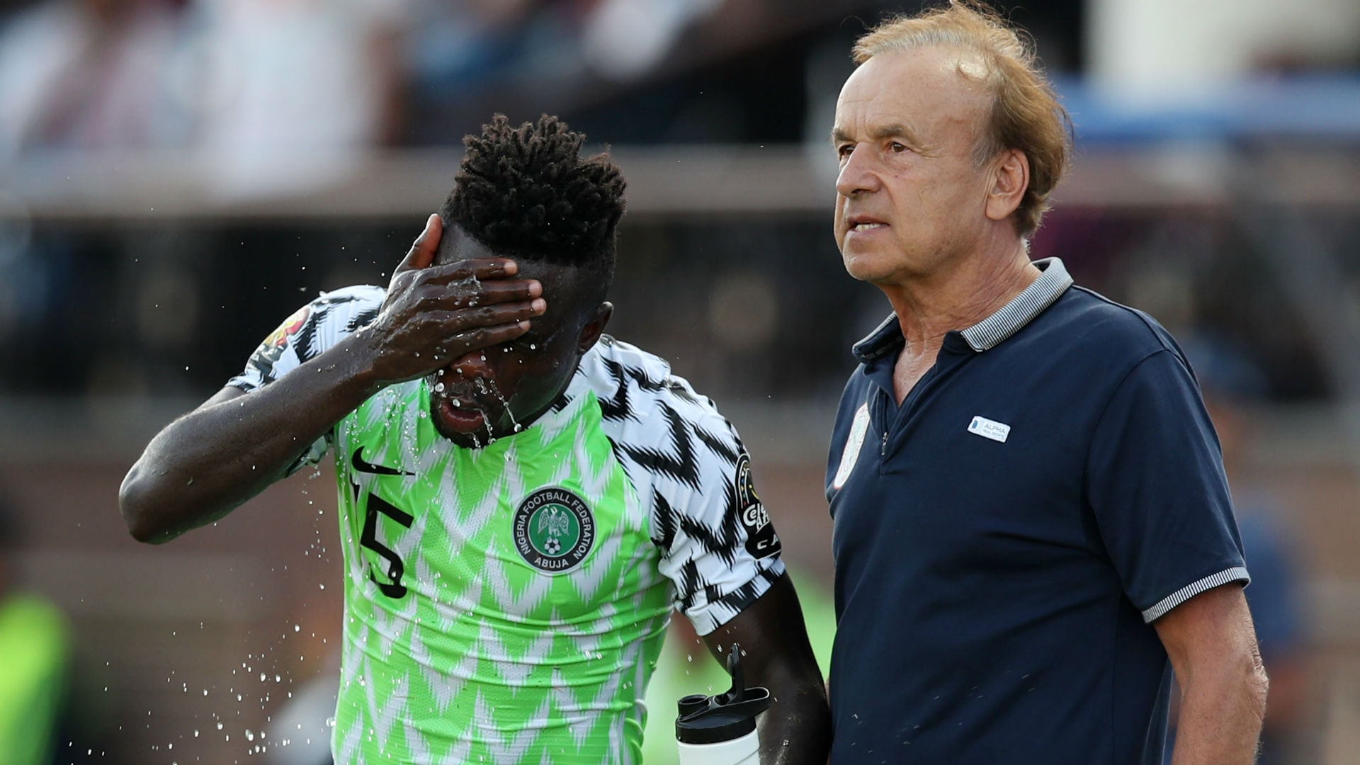 'No cause for alarm' – Makinwa plays down Nigeria's defeat to Cameroon