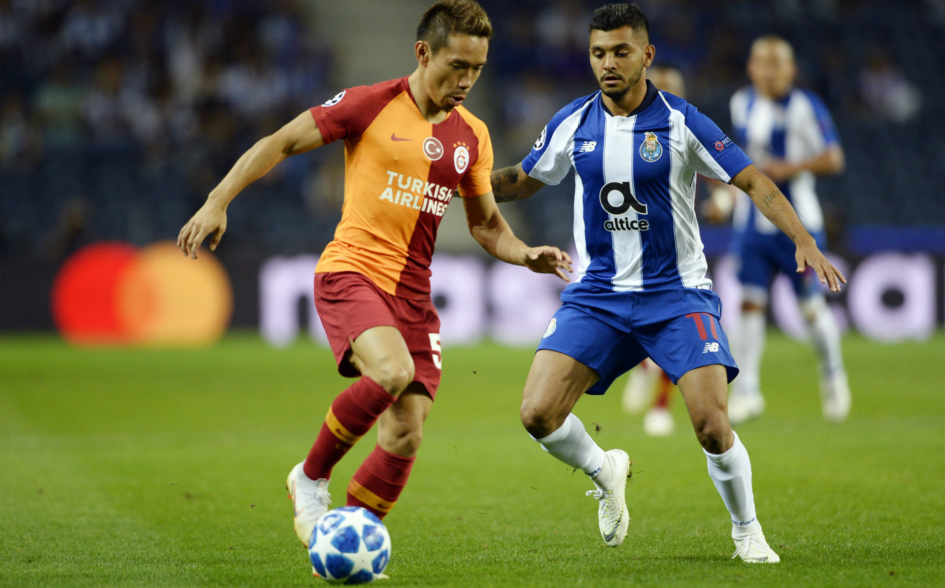 Galatasaray Gegen Fenerbahçe