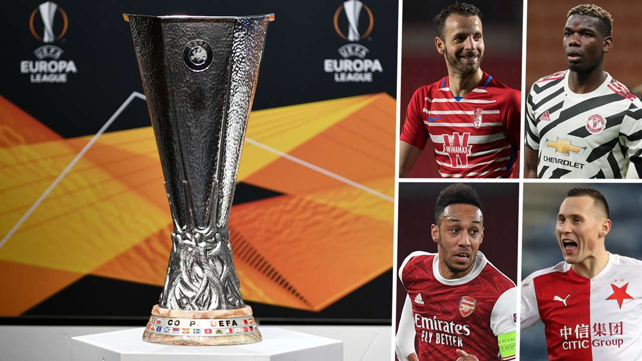Europa League draw Roberto Soldado Paul Pogba Pierre-Emerick Aubameyang Jan Boril