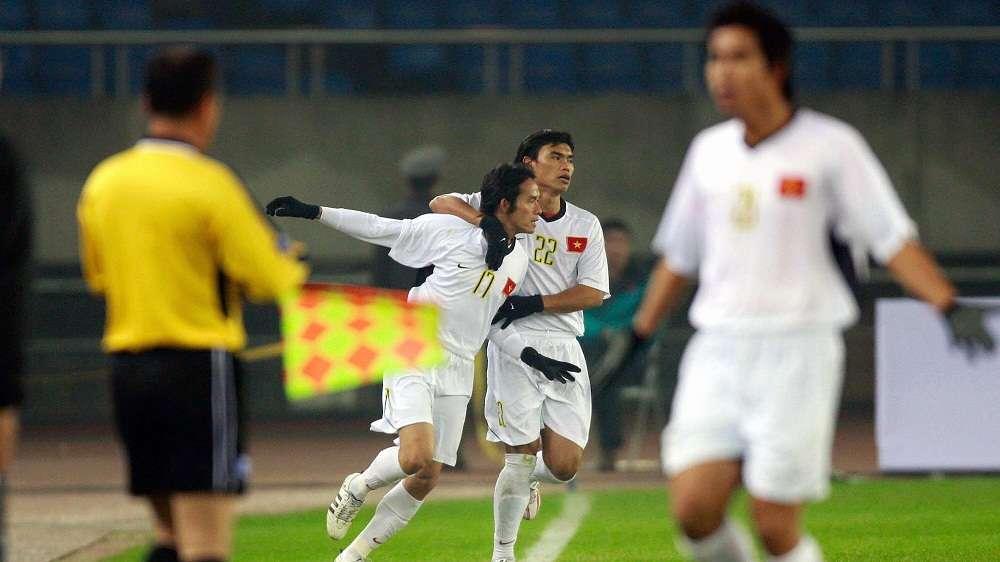 Trung Quốc Việt Nam Vòng loại Asian Cup 2011