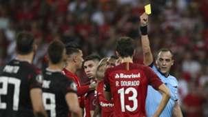 arbitro Esteban Ostojich Internacional River Copa Libertadores 03042019