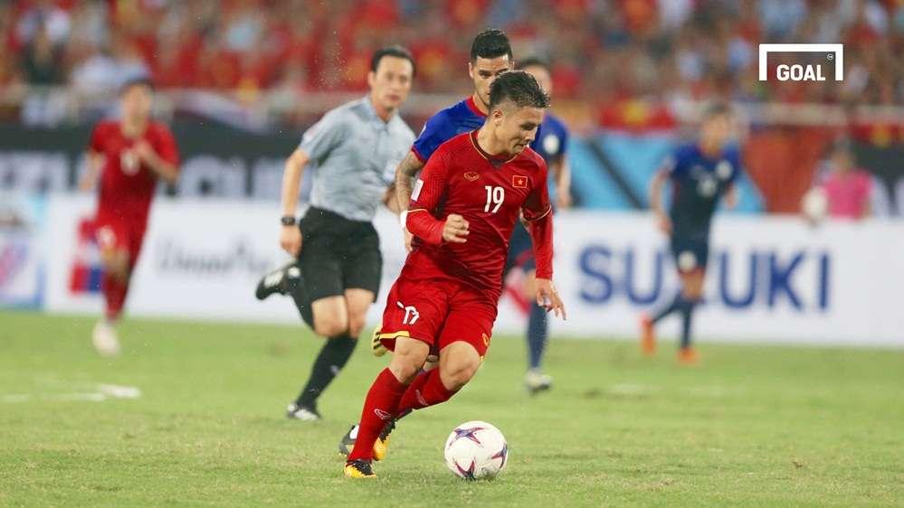 Vietnam vs Philippines AFF Suzuki Cup 2018