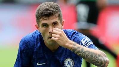 Christian Pulisic Chelsea 2019-20