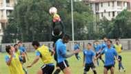 India U17 training