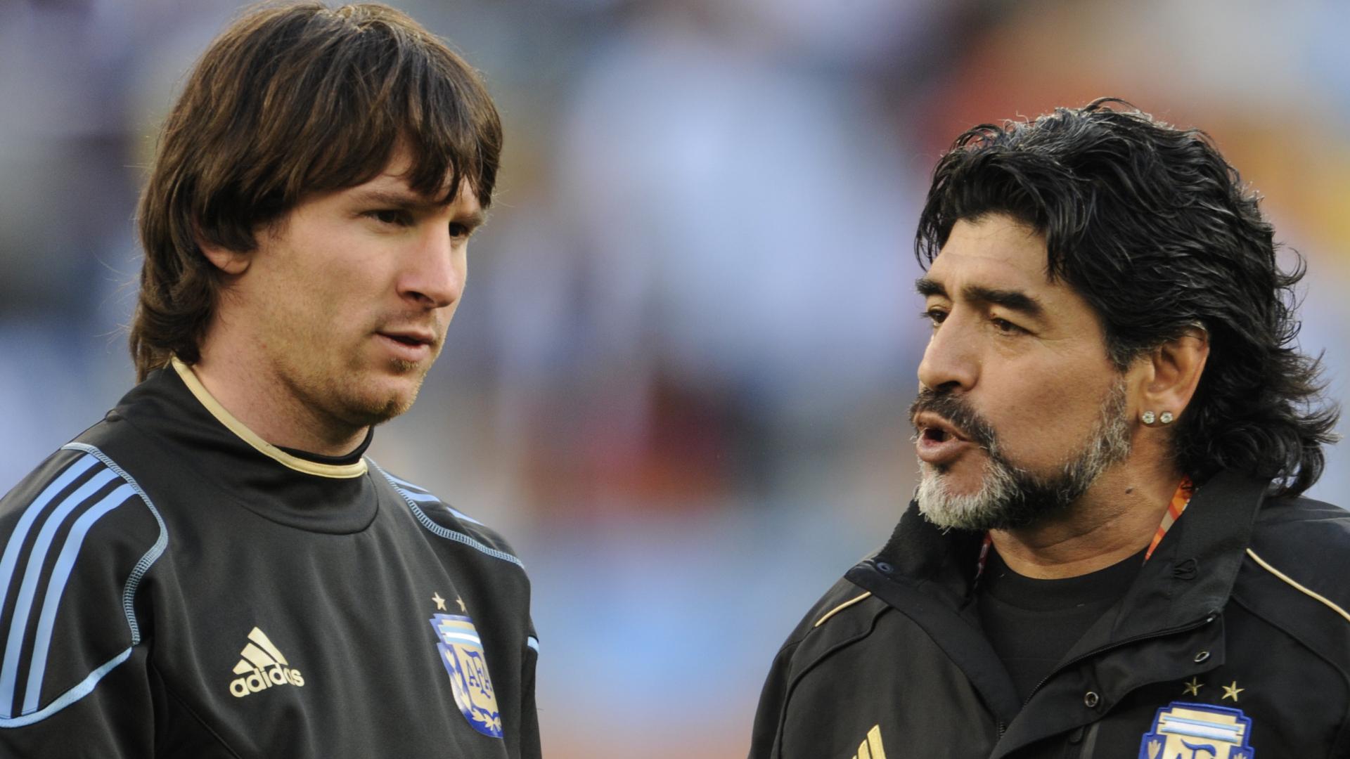 'Messi & Ronaldo couldn't dream of Maradona's admiration' – Ardiles pays tribute to 'genius in football'
