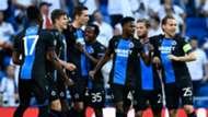 Club Brugge celebrate 2019-20