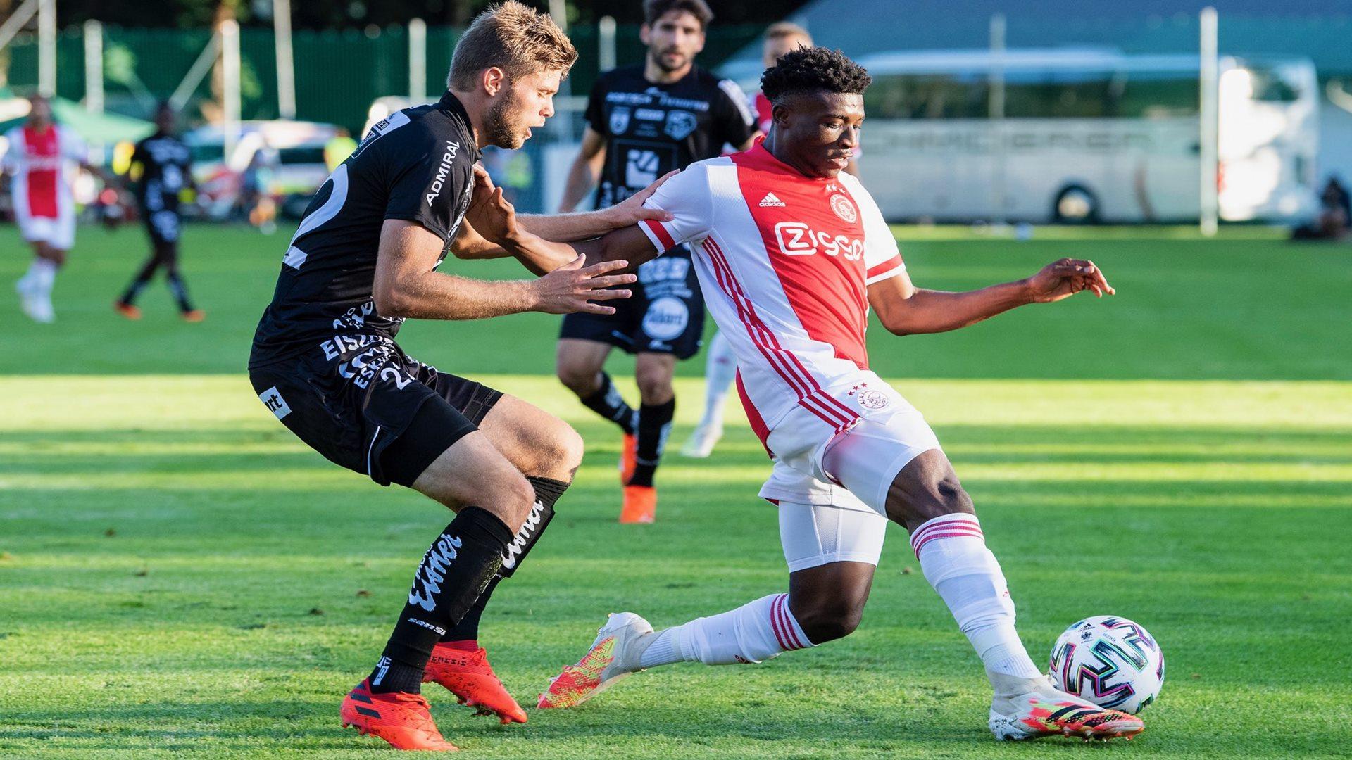 Ghana midfielder Kudus named Ajax's Man of the Match after impressive Eredivisie debut