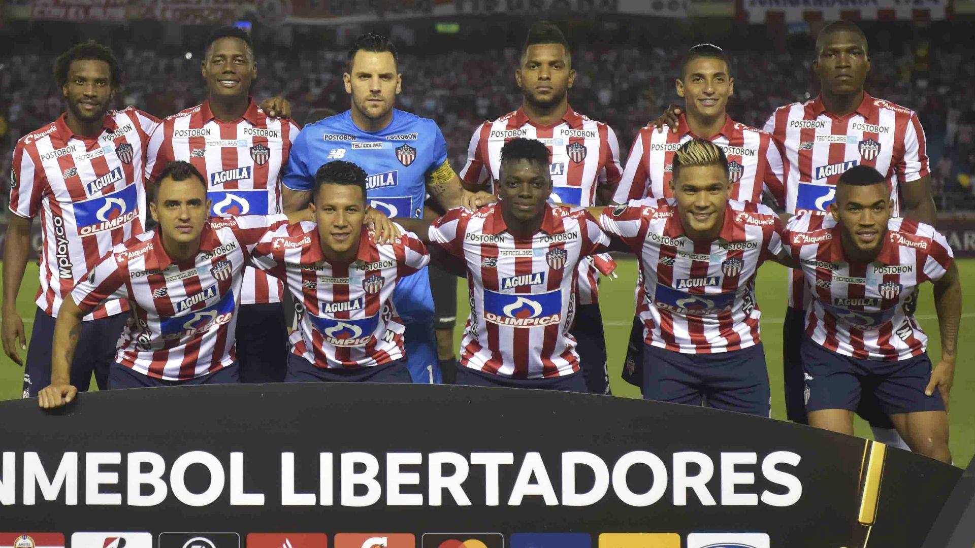 El calendario del Junior de Barranquilla en la Copa Libertadores 2020 |  Goal.com