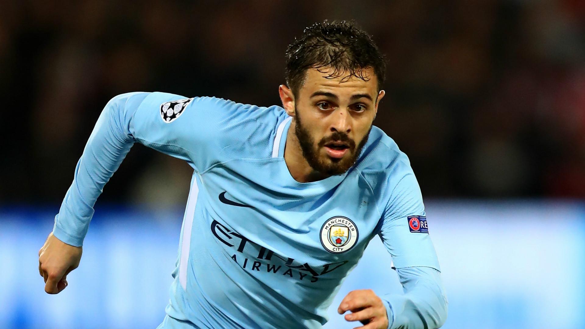 Bernardo Silva Manchester City