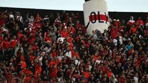 River fans River Lanus Superliga 04082019