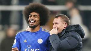Hamza Choudhury Brendan Rodgers Leicester Newcastle 2019-20