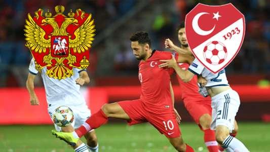 Russland Vs Türkei