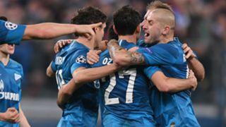 Magomed Ozdoyev Zenit Lyon UEFA Champions League 27112019