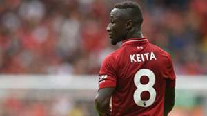 Naby Keita, Liverpool