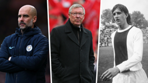 Who are the best 50 football managers of all-time?   Goal.com