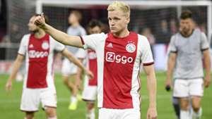 Donny van de Beek Ajax 08132019