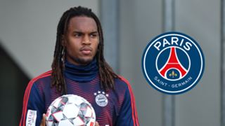 Renato Sanches Bayern Munich PSG
