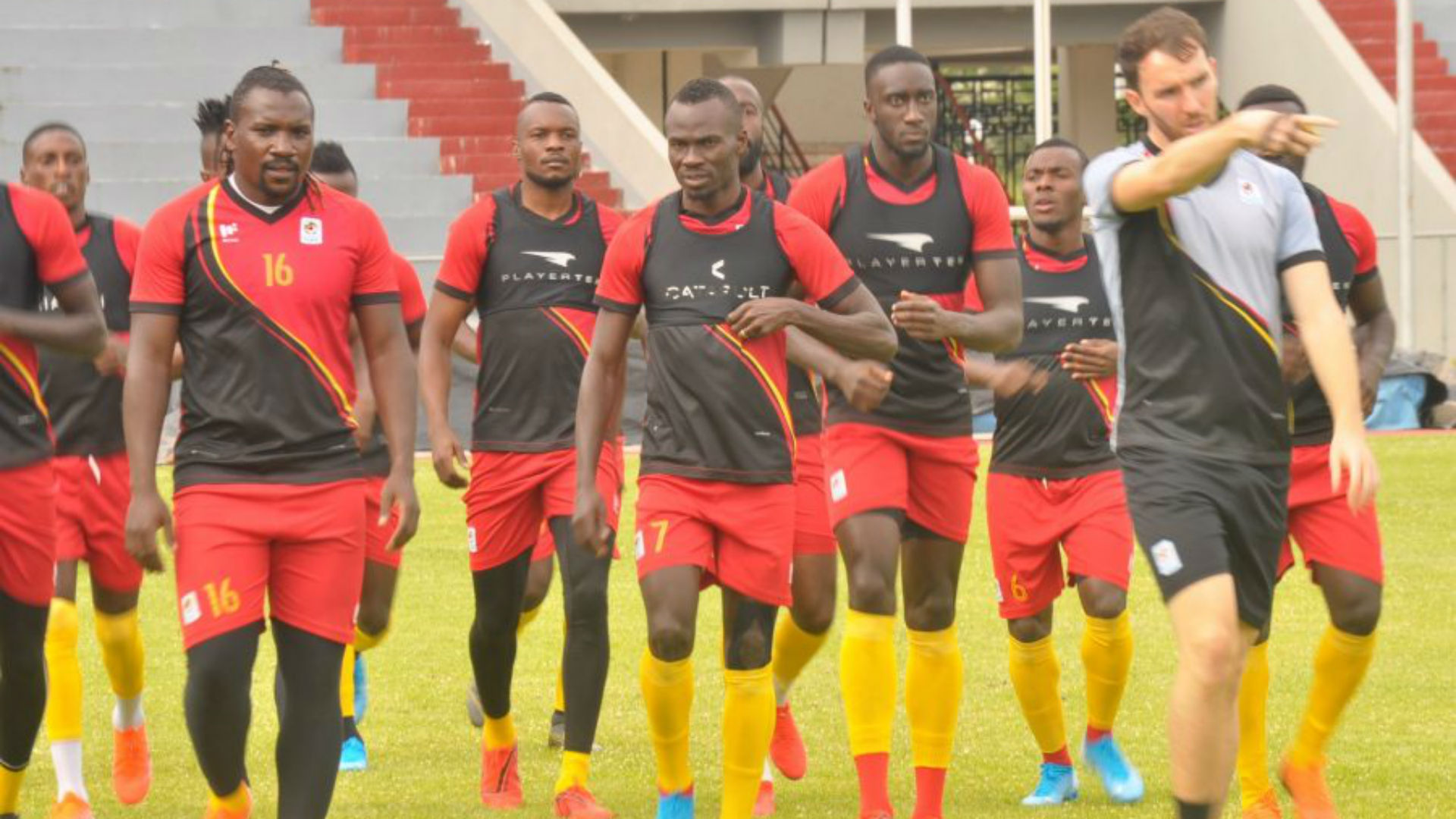 McKinstry explains why he picked Mawejje, Juuko and Iguma for Uganda duty |  Goal.com