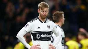 Tim Ream Fulham Relegated