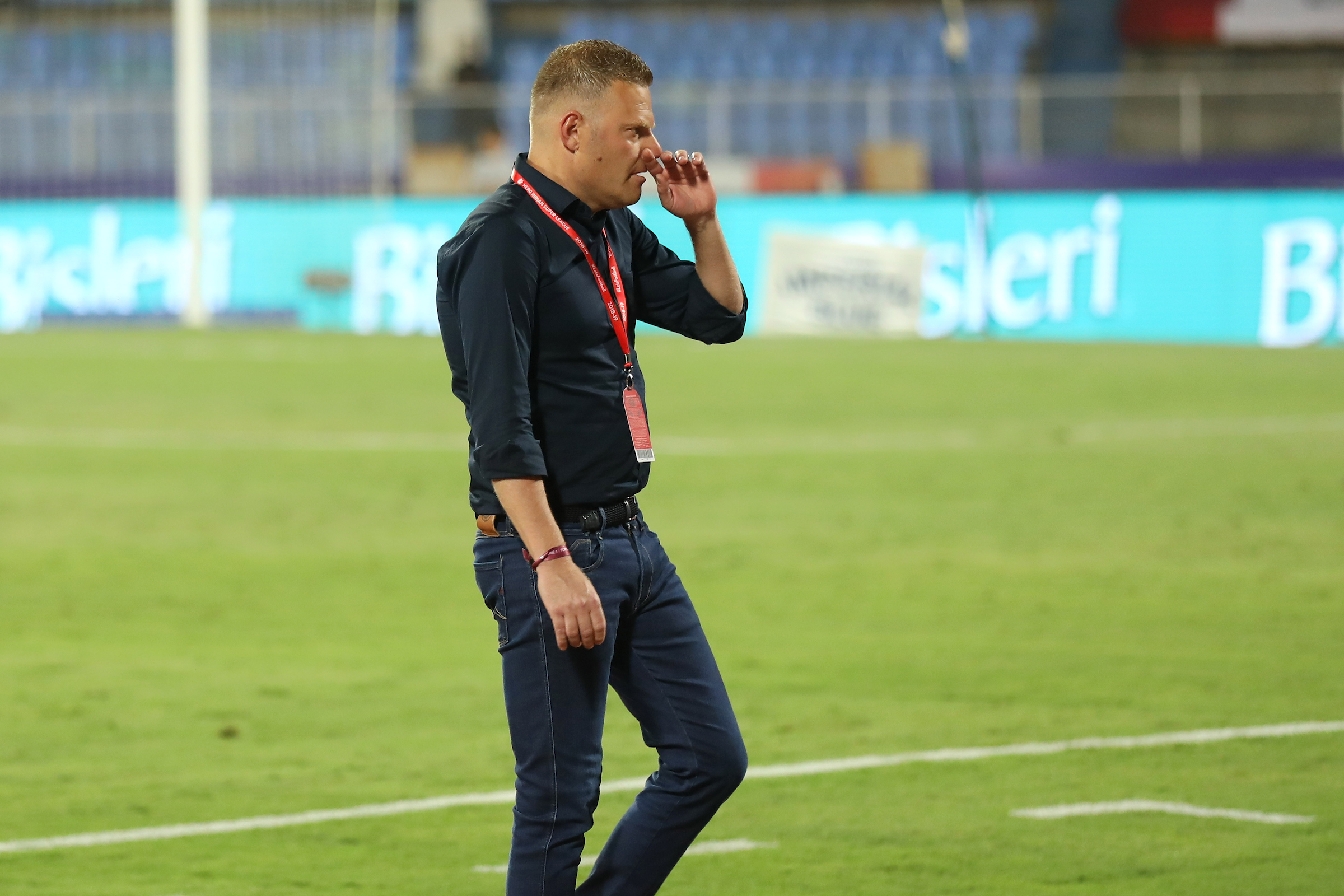 Josep Gombau feels ISL should be a longer league with better refereeing