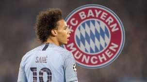 ONLY GERMANY Leroy Sane Bayern Munchen GFX