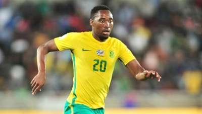 South Africa, Sibusiso Vilakazi against Senegal