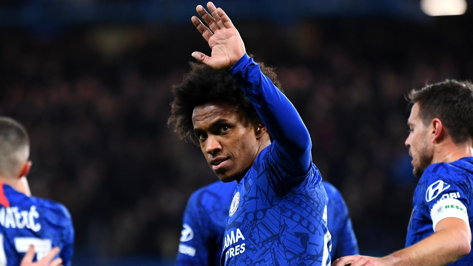 Willian Ingin Tetap Bertahan Di Chelsea | Goal.com