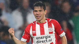 Hirving Lozano PSV 2018-18