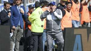 Diego Maradona Gimnasia La Plata Superliga 15092019