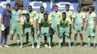 Kariobangi Sharks squad v Mathare United.