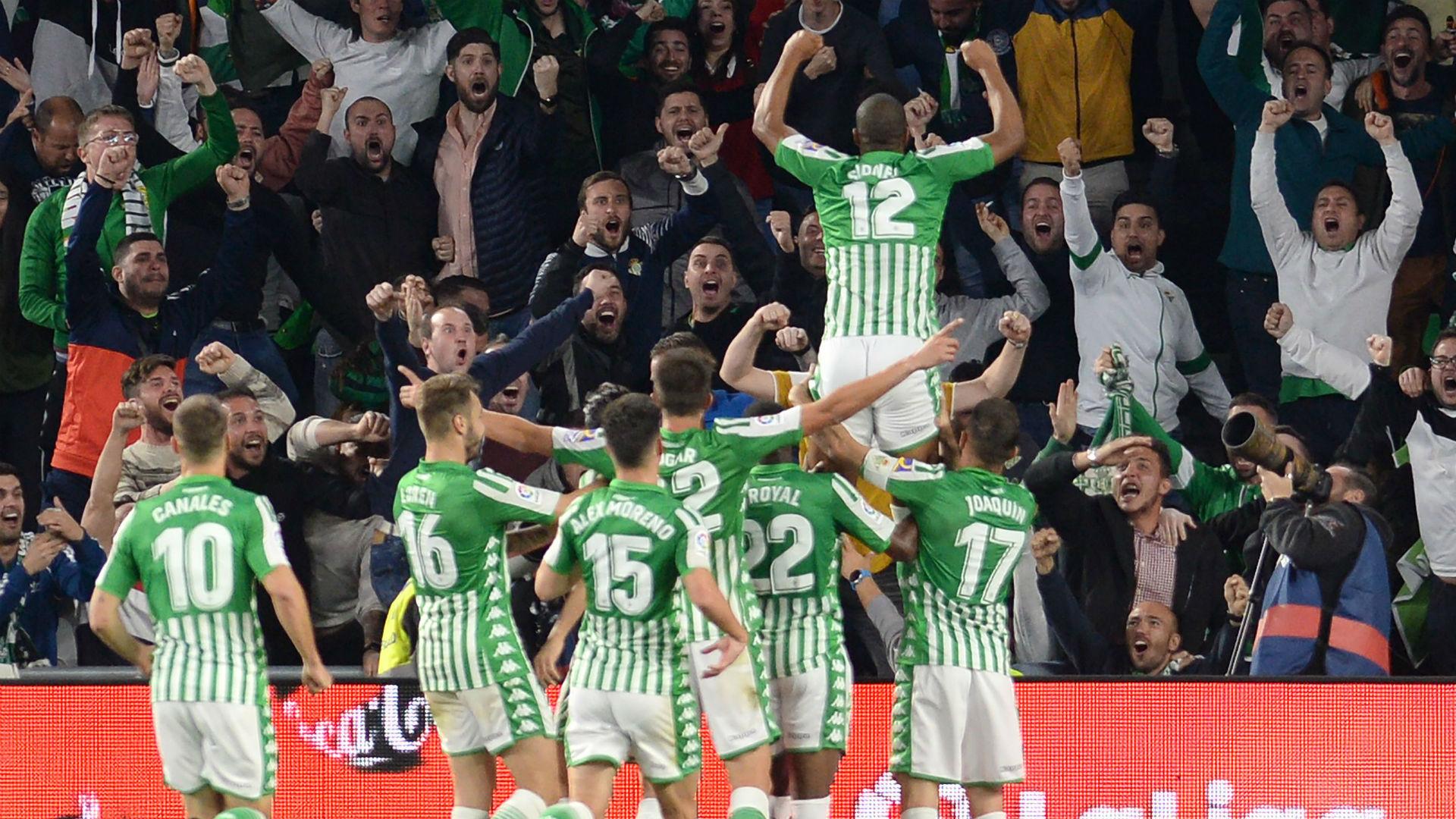 Bétis Séville-Real Madrid (2-1) - Le Real n'enchaîne pas après le ...