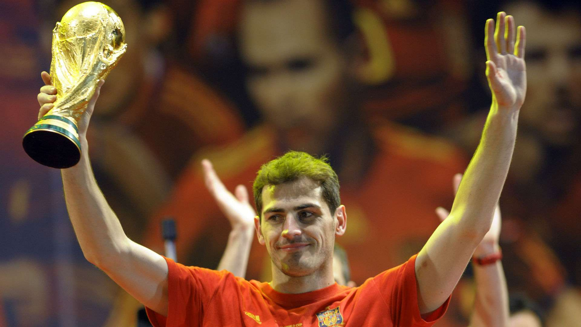 Iker Casillas news: Real Madrid legend to join Porto's backroom ...
