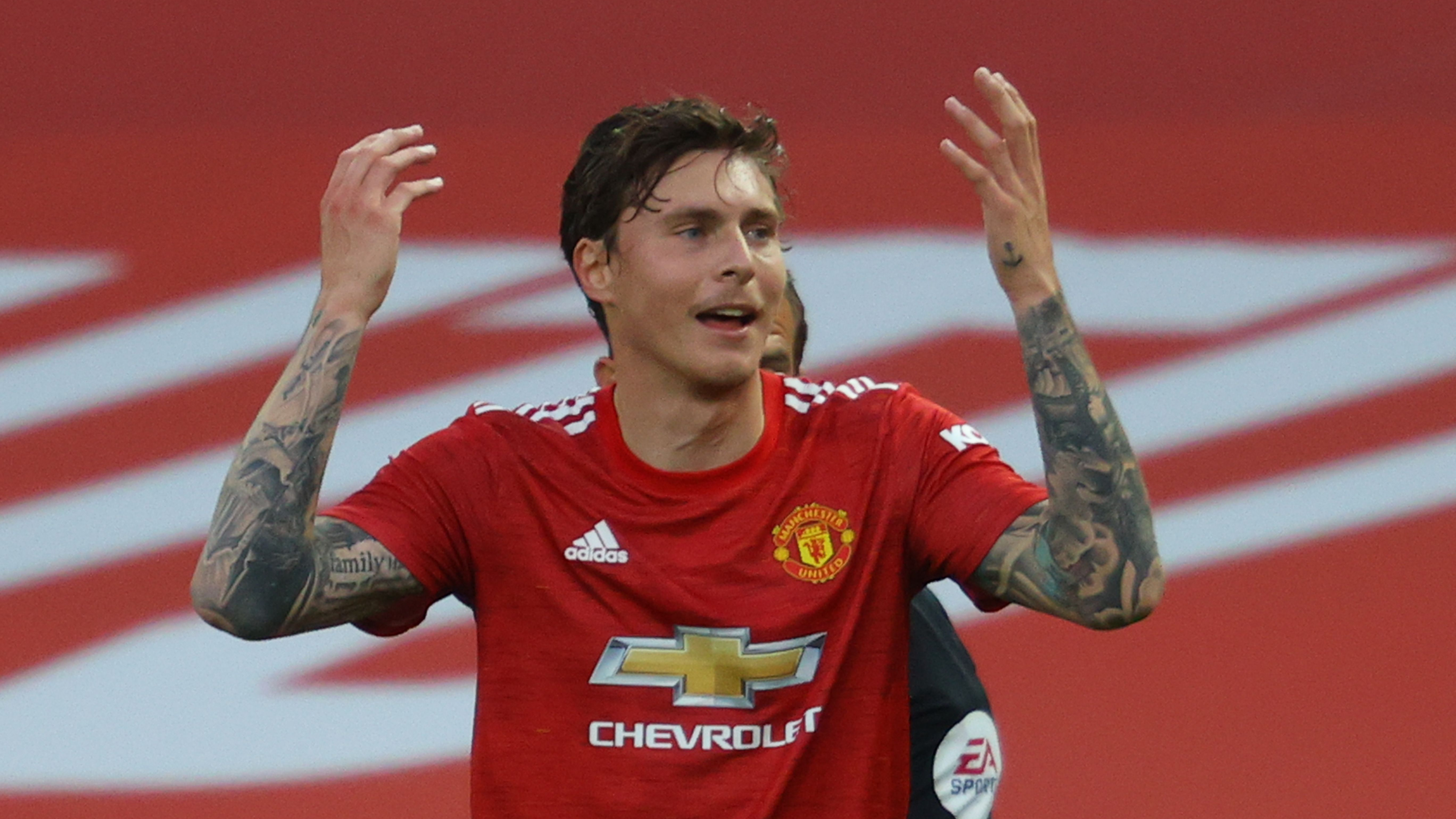 Lindelof delivers 'okay' assessment of Man Utd as they 'haven't won anything yet'