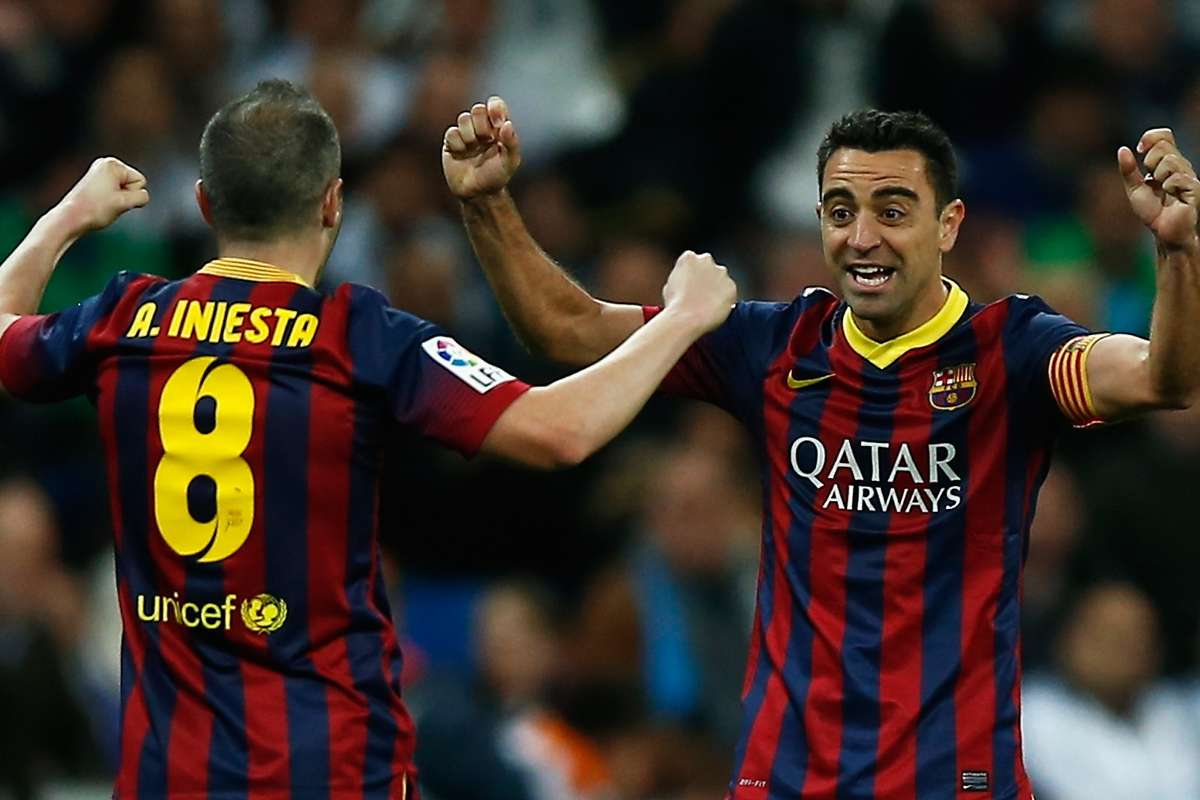 Iniesta: A coaching partnership with Xavi at Barcelona doesn't sound bad at  all! | Goal.com