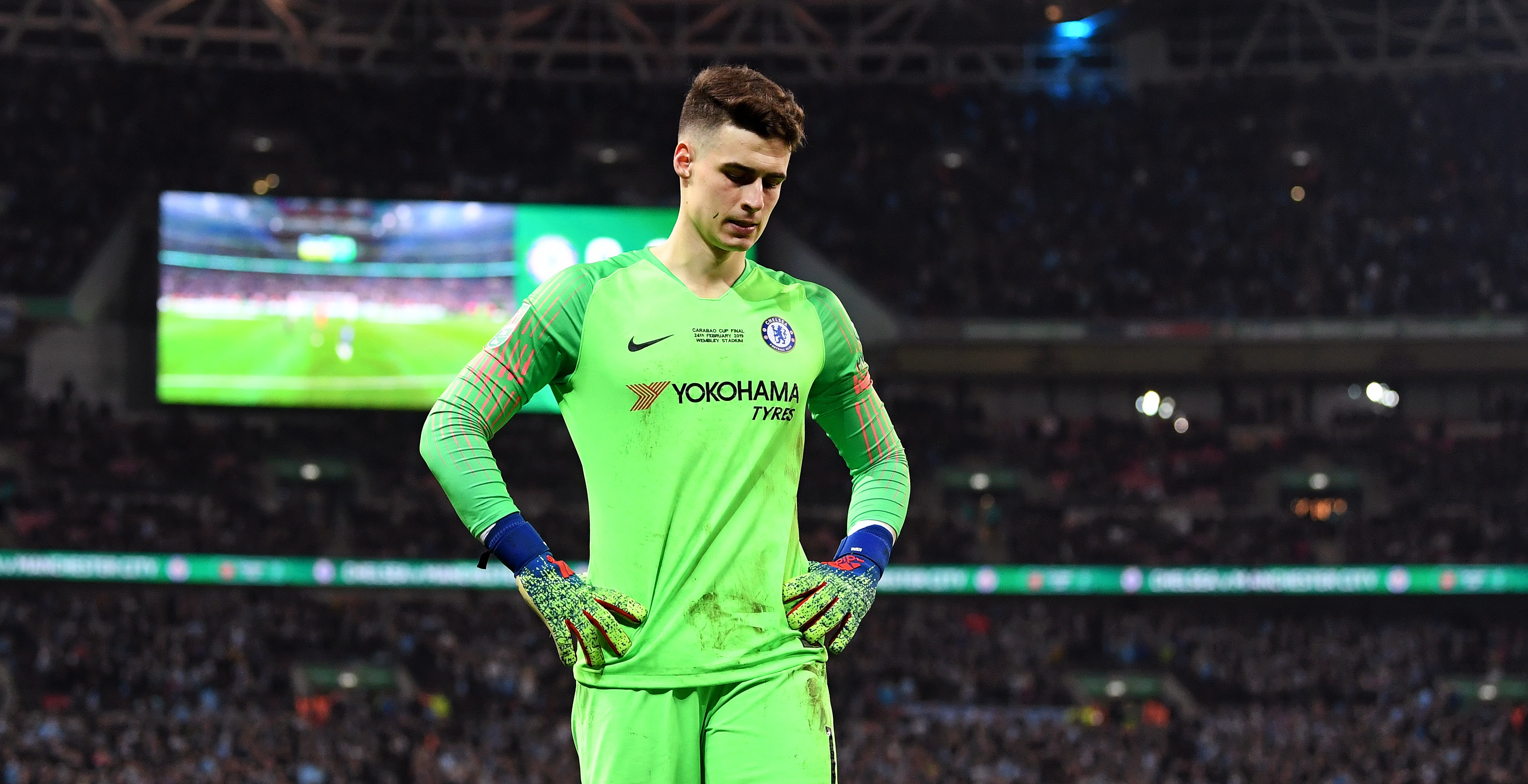 Kepas verweigerte Auswechslung: Mourinho übt Kritik | Goal.com