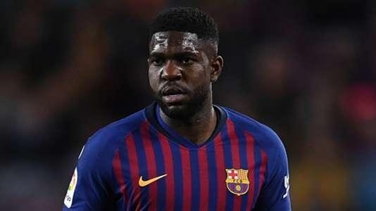 Manchester United'ın istediği Umtiti için Barcelona'dan yeşil ışık | Goal.com