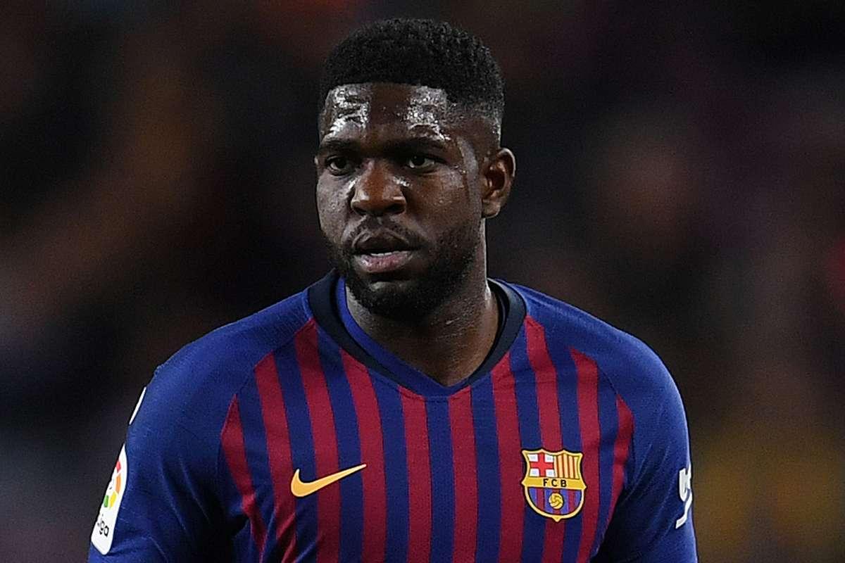 Manchester United'In Istediği Umtiti Için Barcelona'Dan Yeşil Işık    Goal.com