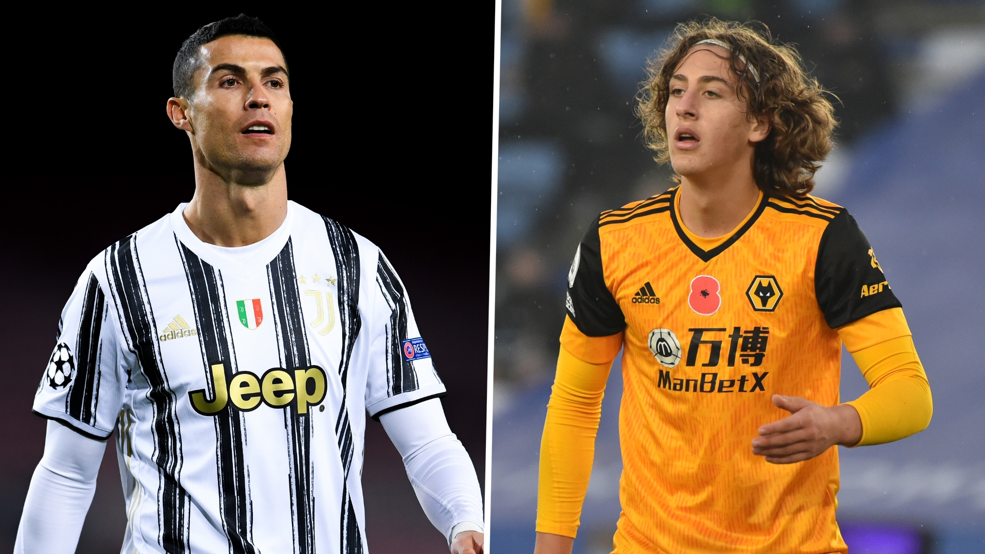 Fabio Silva reveals his Cristiano Ronaldo ambition & discusses the challenge of replacing Raul Jimenez at Wolves