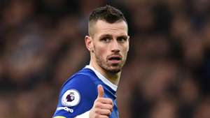HD Morgan Schneiderlin, Everton