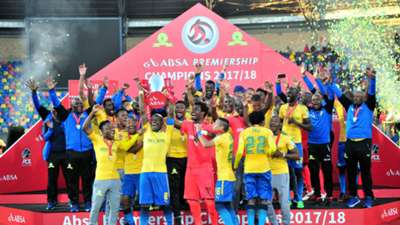 Mamelodi Sundowns team