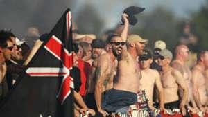 Western Sydney Wanderers Brisbane crowd