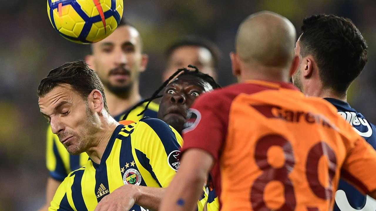 Roberto Soldado Galatasaray Fenerbahce