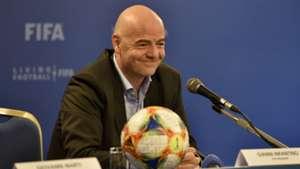 Prêmio maior e mais times: os planos da FIFA para a Copa Feminina