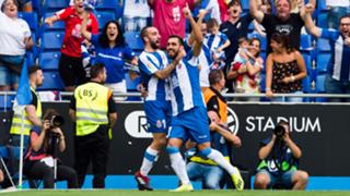 Borja Iglesias La Liga 2018-19