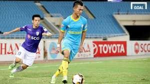 Hà Nội Sanna Khánh Hòa BVN Vòng 16 V.League 2017