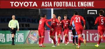 Shanghai SIPG AFC Champions League 2018