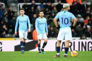 Newcastle United Manchester City Premier League 01/29/19