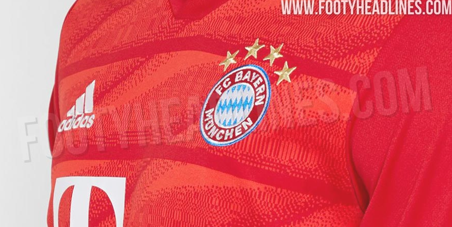 Adidas FC Bayern München 1920 Heim Torwarttrikot Herren