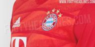 FC Bayern Trikot 2019/20