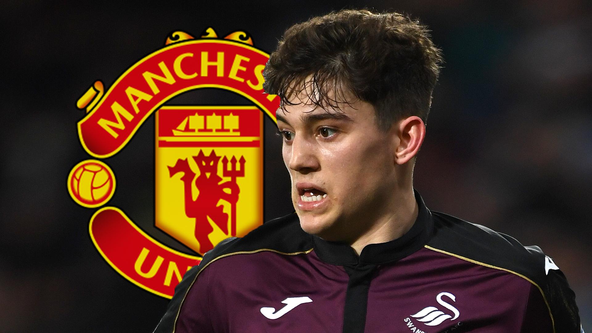 Berita Transfer Daniel James Sepakat Gabung Manchester